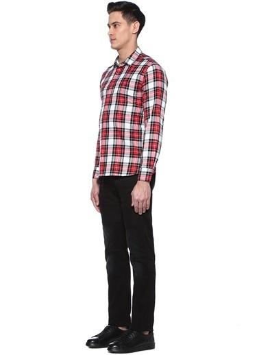 Neil Barrett Gömlek Kırmızı